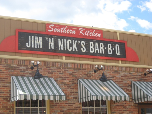 Jim 'n Nick's Bar-B-Q -- Charlotte, NC