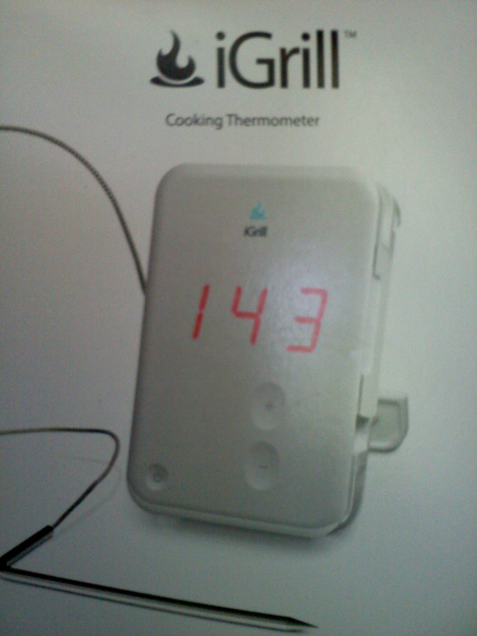 iGrill Remote Thermometer